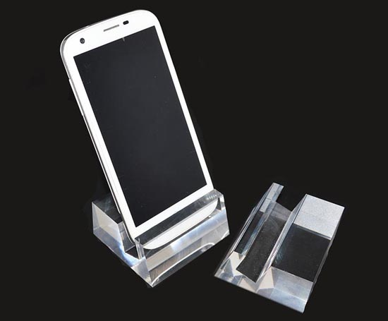 Cell Phone Acrylic display holder